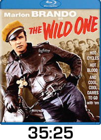 The Wild One Bluray Review