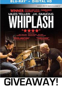 Whiplash Giveaway Image