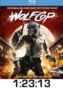 Wolfcop Bluray Review