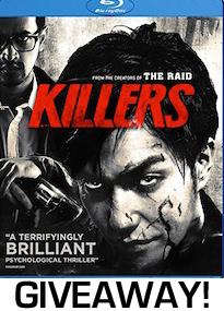 Killers Giveaway Image