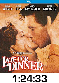 Late For Dinner Bluray Review