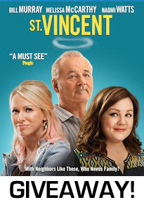 St Vincent Bluray Giveaway