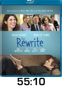 The Rewrite Bluray Review