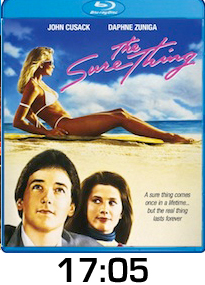 The Sure Thing Bluray Review