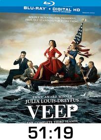 Veep Season 3 Bluray Review