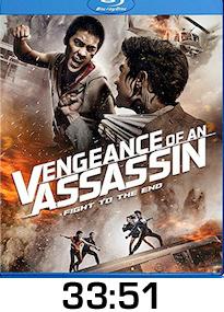 Vengeance of an Assassin Bluray Review