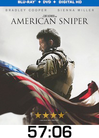 American Sniper Bluray Review