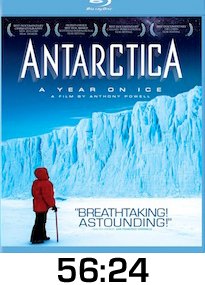 Antarctica Year on Ice Bluray Review