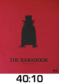 Babadook Bluray Review