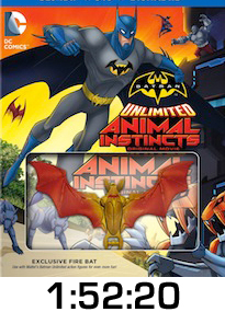 Batman Unlimited Animal Instincts Bluray Review
