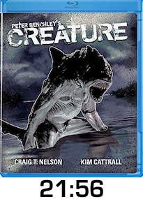 Creature Bluray Review