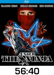 Enter The Ninja Bluray Review