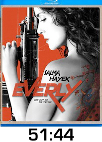 Everly Bluray Review