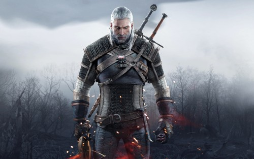 Geralt of Rivia In The Witcher 3 Wild Hunt Game Wallpaper