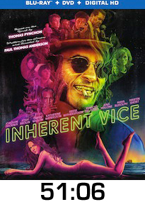 Inherent Vice Bluray Review