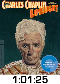 Limelight Bluray Review