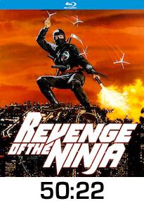 Revenge of the Ninja Bluray Review
