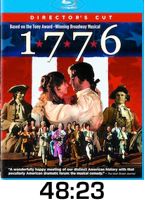 1776 Bluray Review