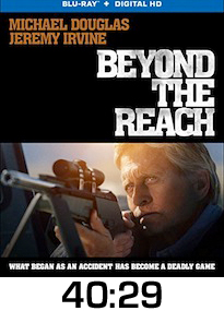 Beyond The Reach Bluray Review
