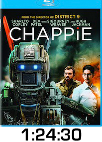 Chappie Bluray Review
