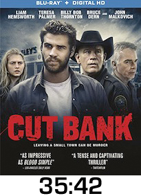 Cut Bank Bluray Review