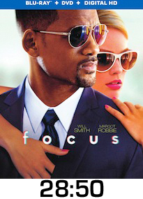 Focus Bluray Review