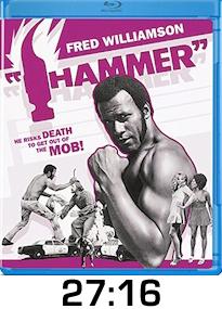 Hammer Bluray Review