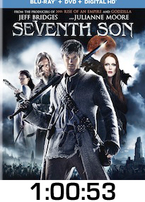 Seventh Son Bluray Review
