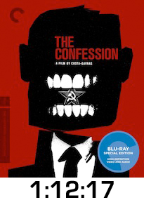 The Confession Bluray Review
