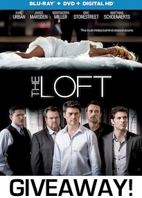 The Loft Bluray Giveaway Image