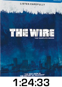 The Wire Complete Series Bluray Review