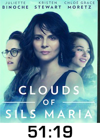 Clouds of Sils Maria DVD Review