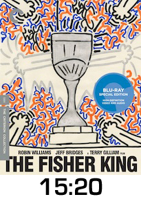 Fisher King Bluray Review