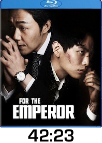 For The Emporer Bluray Review