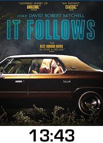It Follows Bluray Review