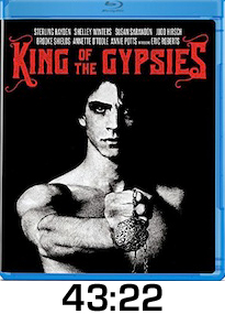 King of the Gypsies Bluray Review