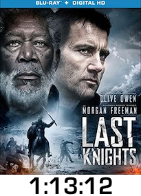 Last Knights Bluray Review