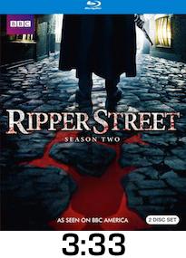 Ripper Street Season 2 Bluray Review