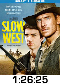 Slow West Bluray Review
