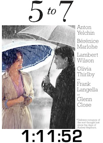 5 to 7 DVD Review