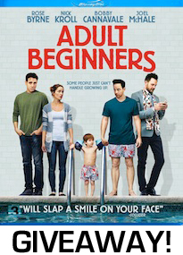 Adult Beginners Bluray Review