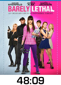 Barely Lethal Bluray Review