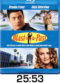 Blast from the Past Bluray Review