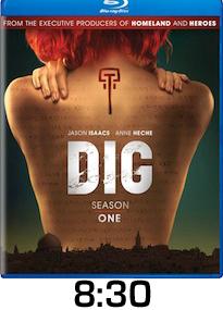 Dig Season 1 Bluray Review