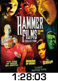 Hammer Films Collection DVD Review