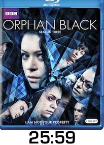 Orphan Black Season 3 Bluray Review