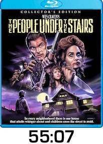 People Under the Stairs Bluray Review
