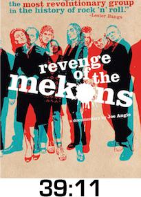 Revenge of the Mekons DVD Review