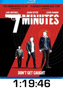 7 Minutes Bluray Review