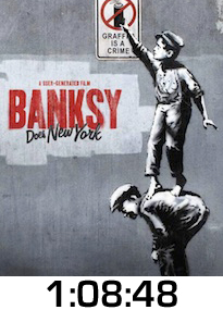 Banksy Does New York DVD Review